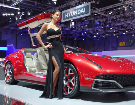 Satellite Media Tours: Auto Shows